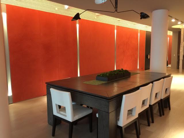 Chelsea Loft - Red Venetian