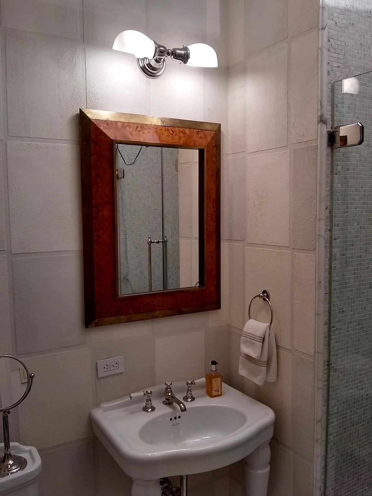 Plaza Fairmont, Bathroom