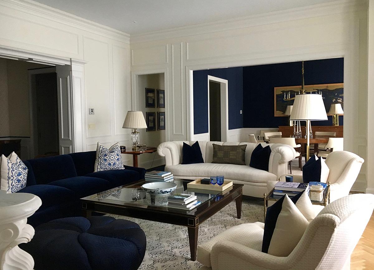 Plaza Fairmont, Living Room