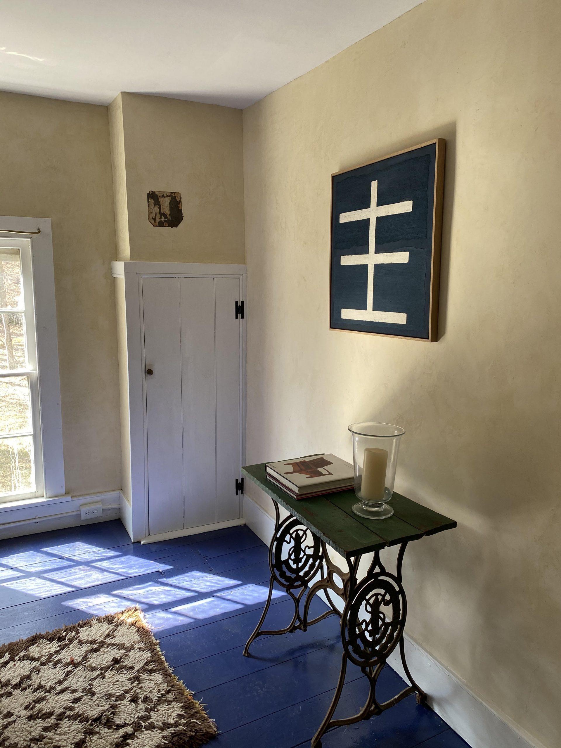 Upstate Farmhouse Painting